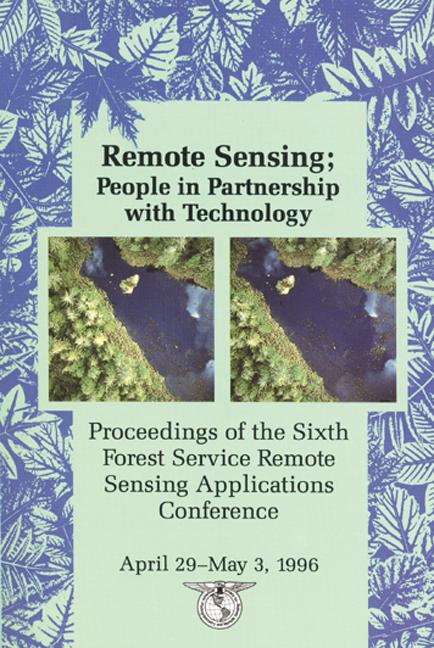 Remote Sensing People in Partnership, Sixth Forest Service Conference book cover
