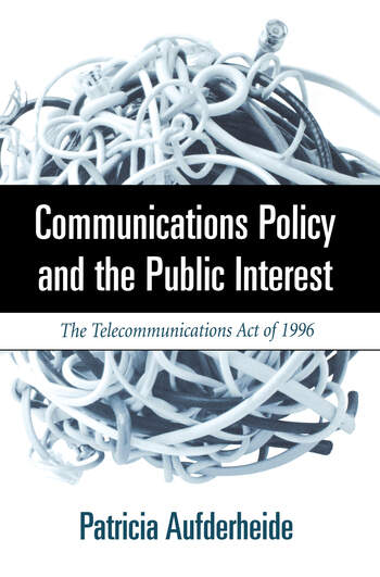 an in depth analysis of the us telecommunications acts of 1996 The act recognizes the telecommunications network as a network of interconnected networks telecommunications providers are required to interconnect with entrants at any thus, the act provides some safeguards against the export of ilec monopoly power to other parts of the network.