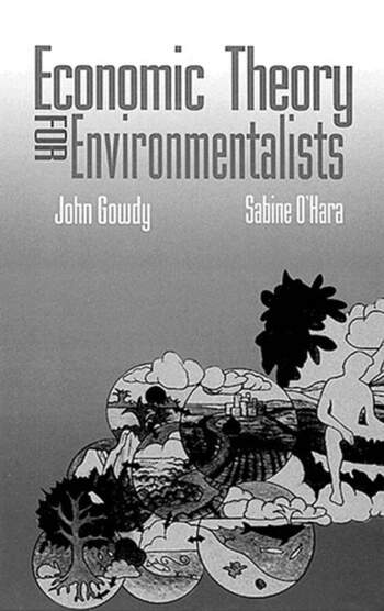 Economic Theory for Environmentalists book cover