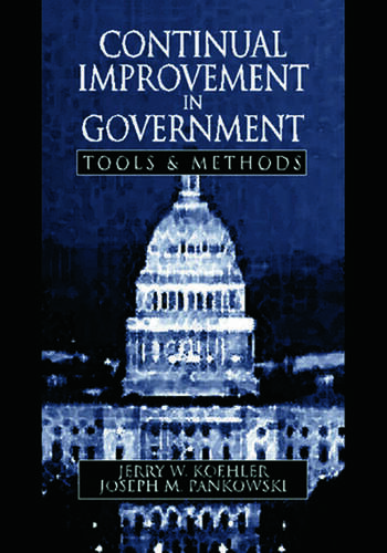 Continual Improvement in Government Tools and Methods book cover