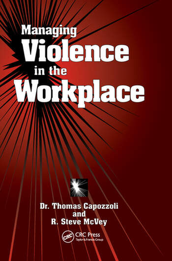 Managing Violence in the Workplace book cover