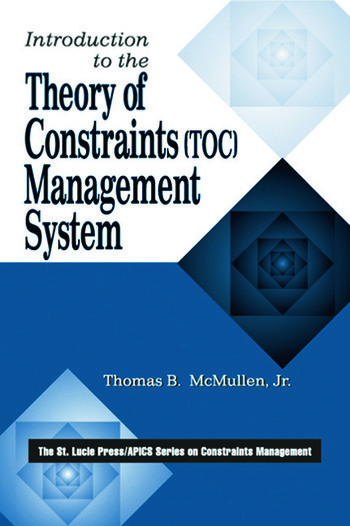 Introduction to the Theory of Constraints (TOC) Management System book cover