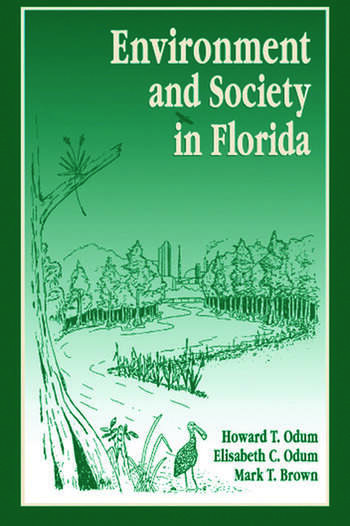 Environment and Society in Florida book cover