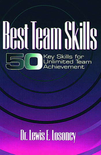 Best Team Skills Fifty Key Skills for Unlimited Team Achievement book cover