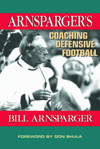 Arnsparger's Coaching Defensive Football book cover