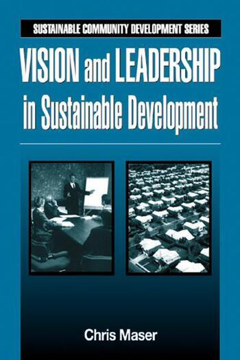 Vision and Leadership in Sustainable Development book cover