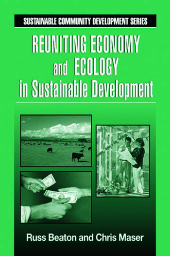 Reuniting Economy and Ecology in Sustainable Development book cover