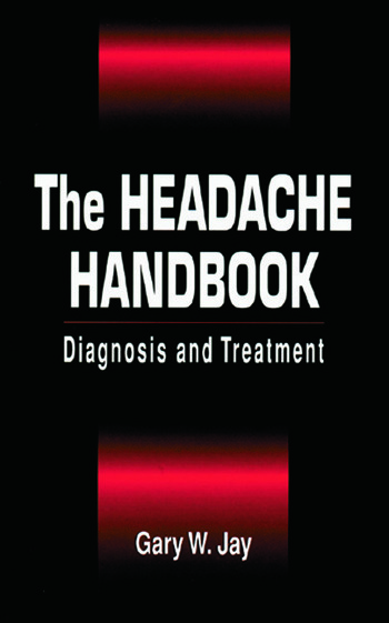 The Headache Handbook Diagnosis and Treatment book cover