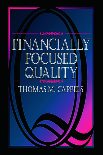 Financially Focused Quality book cover
