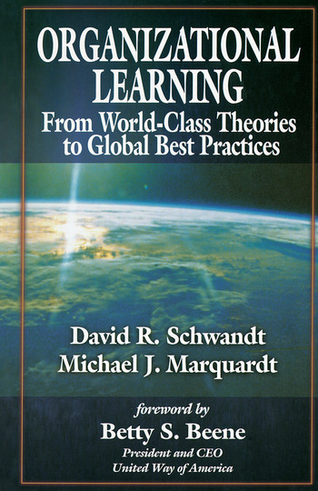 Organizational Learning book cover