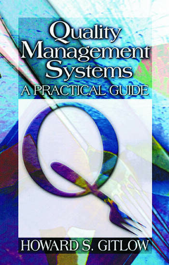 Quality Management Systems A Practical Guide book cover