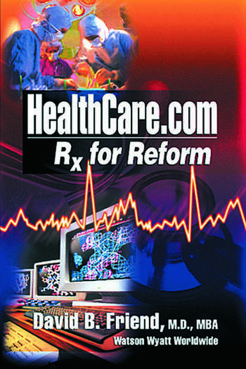 Healthcare.com Rx for Reform book cover