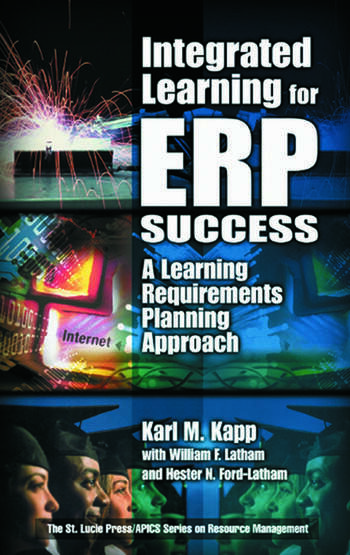 Integrated Learning for ERP Success A Learning Requirements Planning Approach book cover