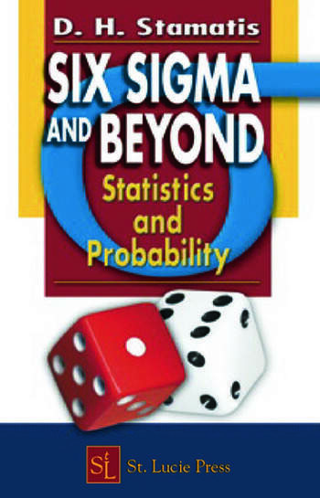 Six Sigma and Beyond Statistics and Probability, Volume III book cover