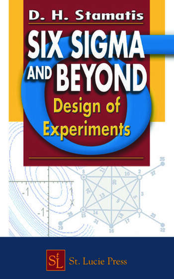 Six Sigma and Beyond Design of Experiments, Volume V book cover