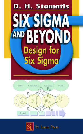 Six Sigma and Beyond Design for Six Sigma, Volume VI book cover