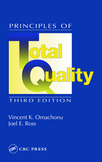 Principles of Total Quality book cover