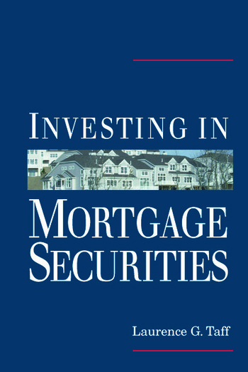 Investing in Mortgage Securities book cover