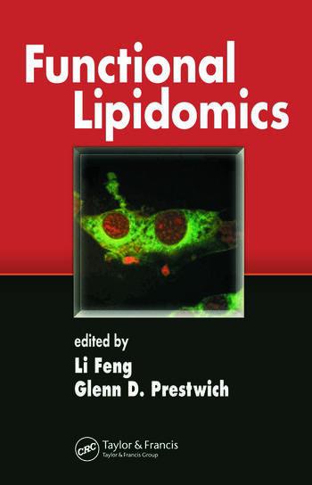Functional Lipidomics book cover
