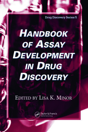 Handbook of Assay Development in Drug Discovery book cover