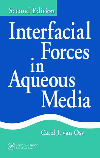 Interfacial Forces in Aqueous Media book cover