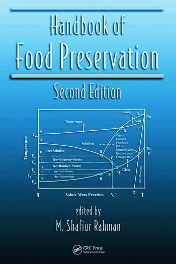 Handbook of Food Preservation book cover