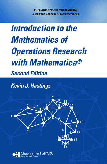 Introduction to the Mathematics of Operations Research with Mathematica® book cover