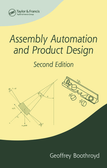 Assembly Automation and Product Design book cover