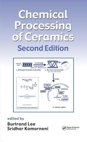 Chemical Processing of Ceramics book cover