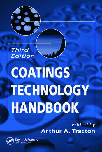 Coatings Technology Handbook book cover