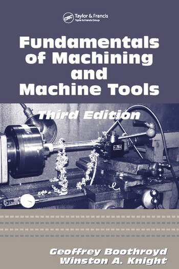 Fundamentals of Metal Machining and Machine Tools book cover