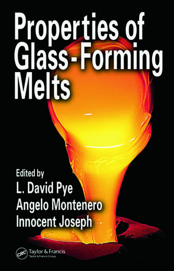 Properties of Glass-Forming Melts book cover