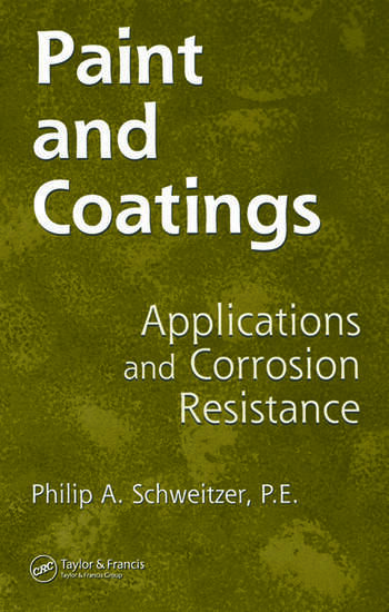 Paint and Coatings Applications and Corrosion Resistance book cover