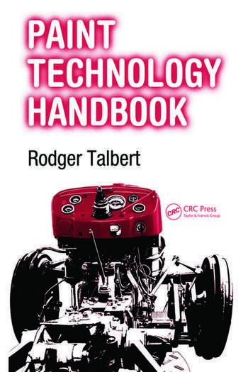 Paint Technology Handbook book cover