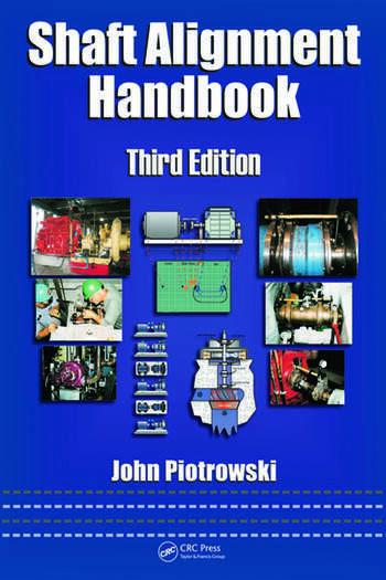 Shaft Alignment Handbook book cover
