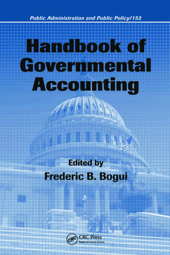 Handbook of Governmental Accounting book cover
