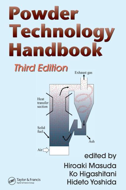 Powder Technology Handbook book cover