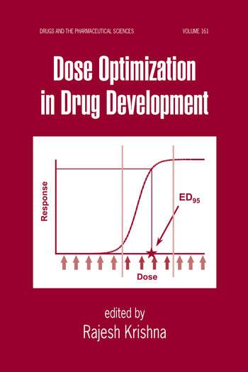 Dose Optimization in Drug Development book cover