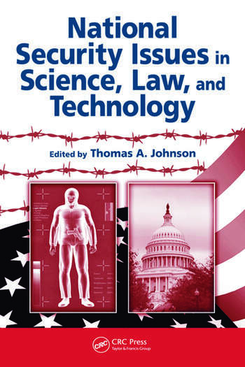 National Security Issues in Science, Law, and Technology book cover