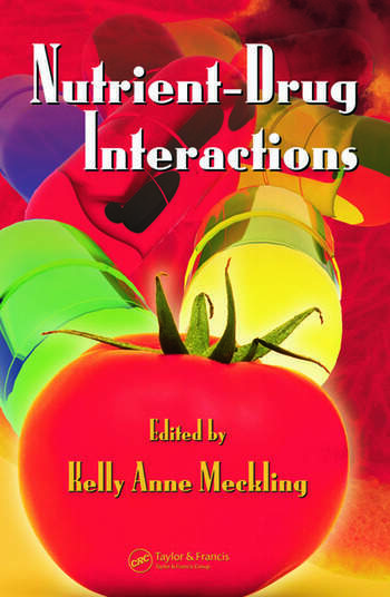 Nutrient-Drug Interactions book cover