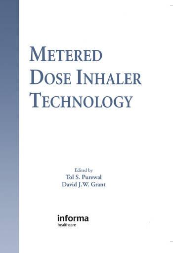 Metered Dose Inhaler Technology book cover