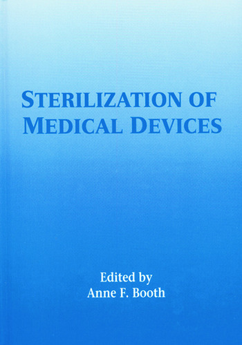 Sterilization of Medical Devices book cover