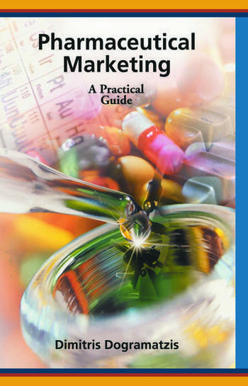 Pharmaceutical Marketing A Practical Guide book cover