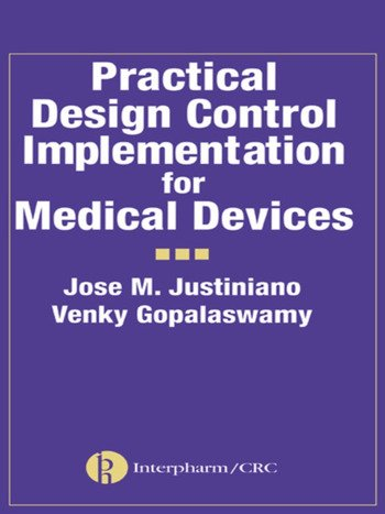 Practical Design Control Implementation for Medical Devices book cover