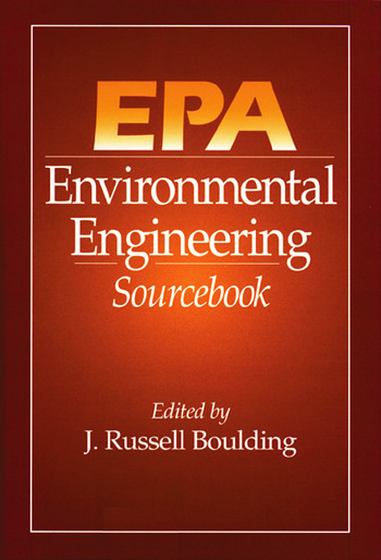 EPA Environmental Engineering Sourcebook book cover