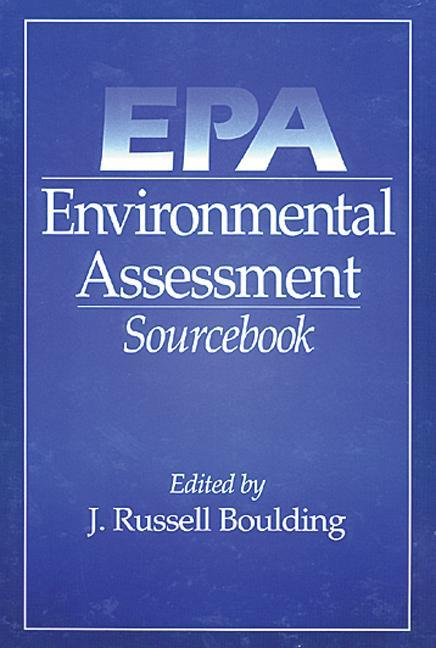 EPA Environmental Assessment Sourcebook book cover