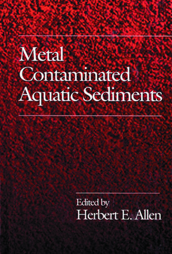 Metal Contaminated Aquatic Sediments book cover