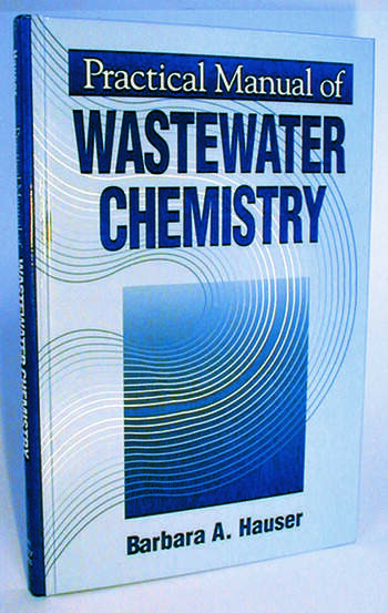 Practical Manual of Wastewater Chemistry book cover