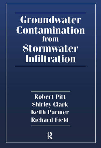 Groundwater Contamination from Stormwater Infiltration book cover