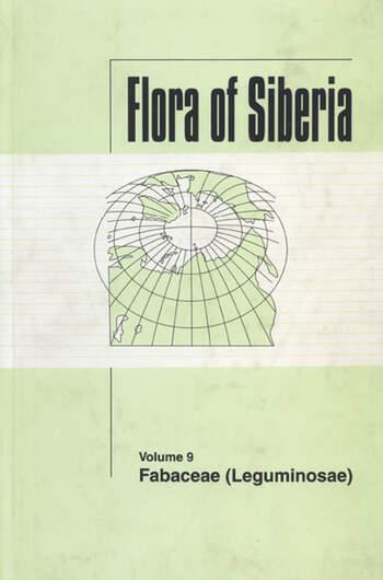 Flora of Siberia, Vol. 9 Fabaceae (Leguminosae) book cover